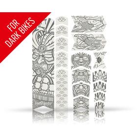 Riesel Design frame Beschermend Tape 3000, japan grey